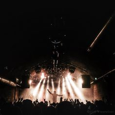 Unzucht 'Venus Luzifer' Tour 31.01.2015 Bochum Matrix