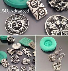 PMC Advanced workshop. (Precious Metal Clay)