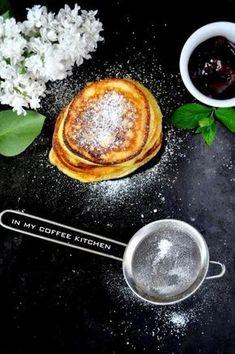 In my coffee kitchen: Placuszki z serka homogenizowanego