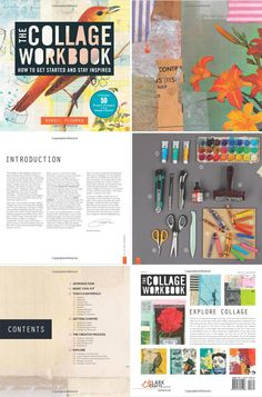 Randel Plowman's Collage Workbook