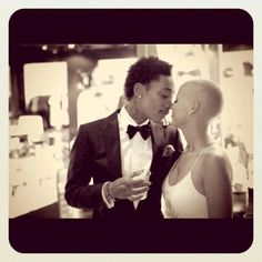 Wiz Khalifa and Amber Rose are officially married! Congratulations! :-) http://www.celebspy.co.uk/wiz-khalifa-and-amber-rose-wed-1287076_31204