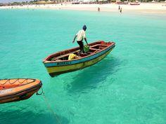 Cape Verde Sal Island, Cabo Verde