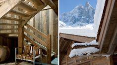 Chic et confort pour un chalet à Chamonix