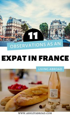 Ever thought of living abroad? Here are 11 observations from an expat in France. Find out what it's really like to live in France as an Expat. Europe Travel Guide, France Travel, Travel Destinations, How To Speak French, Learn French, Beautiful Places To Visit, Cool Places To Visit, Living In Mexico, French People
