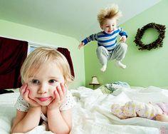 Çocuklarınız İçin Düşük Maliyetli 25 Aktivite