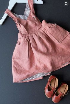 61 Ideas Diy Baby Dress Pattern Kids Fashion The clothing culture is fairly old. Outfits Niños, Baby Outfits, Baby Dresses, Baby Girl Fashion, Toddler Fashion, Fashion Kids, Kids Fashion Summer, Summer Kids, Womens Fashion