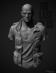 The Last of Us Characters Sculpt Part 2
