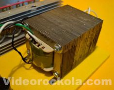 electric transformer Hifi Amplifier, Electronics Projects, Transformers, Arduino, Gadgets, Diy Projects, Canal 1, Theater, Android