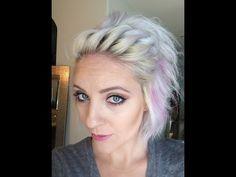 5 minute hairdo - YouTube