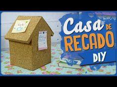 Casa de recado =DiY - YouTube
