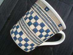 wedgwood 1997 samurai duży kubek porcelanowy z rzadko spotykanej serii (sprzedawca: studiolepianka), do kupienia w DecoBazaar.com