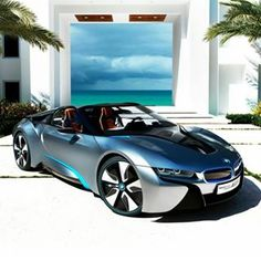 Perfect shot of the BMW i8❤ #Cars #Carporn #Bmw #Luxurious #Luxury #Wealthy #People #Awesome #Lifestyle #Expensive #Expensivecars #Innovation #Tesla #Electriccar