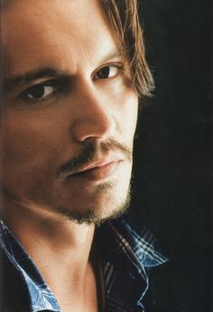 Johnny Depp - Not Hapa but beautiful Mixed race - German, Irish & Cherokee