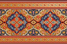 Persian Wallpaper   Link : http://bradbury.com/victorian/persian_frieze.html