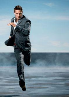 Josh Holloway Sawyer Lost portrait male actor attractive