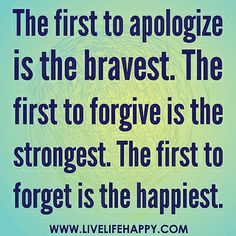 I hope to always be brave, strong, and happy!