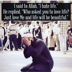 Beautiful Islamic Quotes & Sayings About Life With Pictures www.ultraupdate… Beautiful Islamic Quotes & Sayings About Life With Pictures www. Allah Quotes, Muslim Quotes, Religious Quotes, Spiritual Quotes, Hindi Quotes, Quotes About Allah, Muslim Sayings, Women In Islam Quotes, Islam Quotes About Life