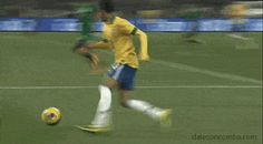 Check the footwork. He's owning it. | 22 Reasons You Should Root For Brazil This World Cup