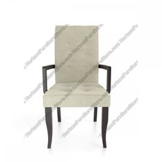 Canadel Custom Dining Arm Chair - CHA 1256