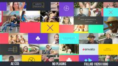 PERFECT FOR ANY SLIDESHOW PRESENTATION  117 Images & Videos Placeholders  34 Text Placeholders  1:07 Min Duration  After EffectsCS5 above  Full HD1920×1080   No plugins required Click and Drag cus...