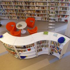 School Library Design, Library Ideas, Reading Corners, Inspired Learning, Elementary Library, Learning Spaces, Libraries, Public, Books