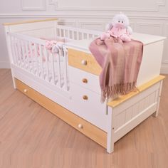 Funcional Baby Cots, Kids Room, Toddler Bed, Furniture, Home Decor, Baby Cot Bed, Cribs For Babies, Quartos, Beds