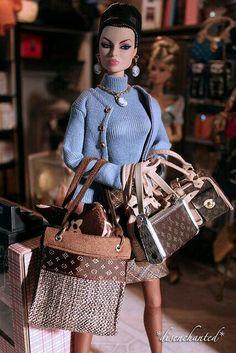 Barbie-Shopping