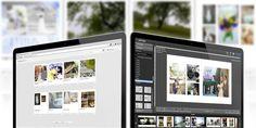 Viaphoto.com : album design software application, online photo album, album proofing