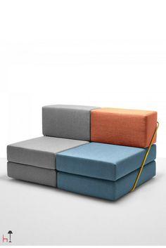 14 best Rodolfo Modular Sofa images on Pinterest | Extra seating ...