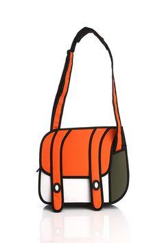 Comic Bags , Eğlenceli Çantalar, Çanta, Bag, Like Photoshop :) www.markalove.com