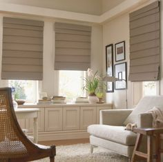 """<p>Our roman shade features a tailored styling that gives your window a smooth silhouette with the exact amount of sunlight you desire.</p><div style=""""page-break-after: always""""><span style=""""display: none"""">"""