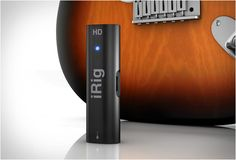 IRIG HD | DIGITAL GUITAR INTERFACE