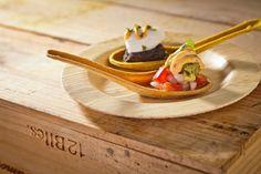 Las cucharas comestibles son una forma divertida de presentar comida, son fáciles de hacer y además saben delicioso.