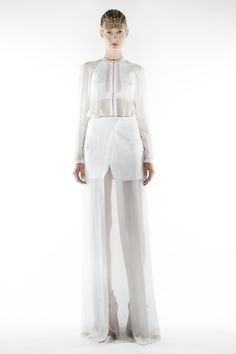 Dion Lee AW 12