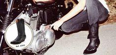 Sendra Boots 3242 Cuervo Pull Blackd061 #Lookbook #Biker #Cowboy #Trend #Fashion