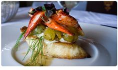 Restaurant Iris. Nationally recognized chef Kelly English heads a very well loved restaurant in Memphis. Memphis Magazine reader's voted Best Restaurant, Best Service, and Best Chef, Most Romantic Restaurant.