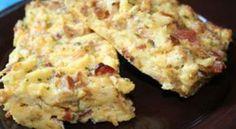 Skinny Points – Recipes  » Easy & Simple breakfast casserole