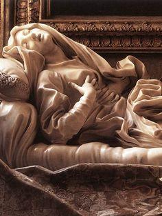 Bernini - Ecstasy of St Teresa