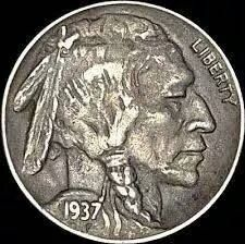 Striking resemblance, but due to trying to erase the Redskin culture, this money piece is just a collectors item. And it was minted 2 years AFTER the Redskins were founded. Native Art, Native American Art, American Indians, Rare Coins Worth Money, Valuable Coins, Valuable Pennies, Navajo, Coin Worth, American Coins