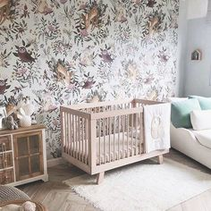 Our Oh Deer Wallpaper will be an essential addition to your nursery or play den! With muted tones and darling designs your little one will be dreaming of adventures with their furry friends. Deer Themed Nursery, Woodland Nursery Girl, Nursery Themes, Girl Nursery, Nursery Ideas, Nursery Decor, Boho Nursery, Nursery Room, Girl Room