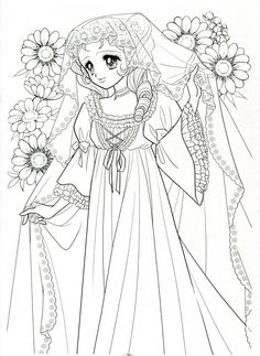 Anime Coloring Books for Adults Elegant 1000 Images About Coloring Pages Shojo & Anime On Star Coloring Pages, Cat Coloring Page, Coloring Pages For Girls, Animal Coloring Pages, Coloring Books, Chibi, Disney Princess Coloring Pages, Enchanted Forest Coloring Book, Free Adult Coloring