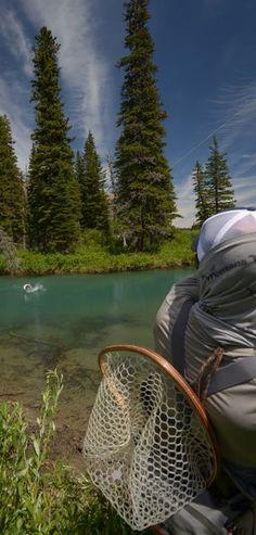 Fishing in Montana with Montana Wild