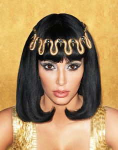 Costume idea- Cleopatra