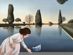 Daria Petrilli - The pool