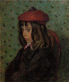 benbrahemb: Jacob Abraham Camille Pissarro