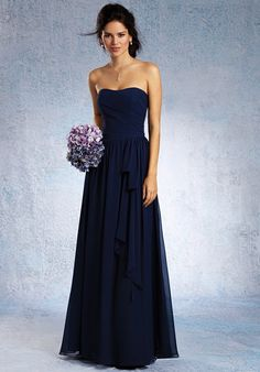 Alfred Angelo Signature Bridesmaids 7324L Bridesmaid Dress - The Knot