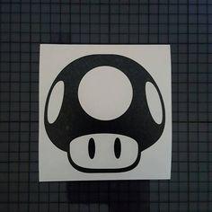 Super Mario Brothers 1-Up Mushroom