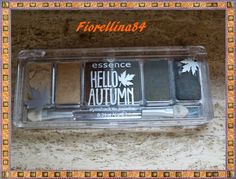 "...Fiorellina84...: Palette ""Hello Autumn"" by Essence"