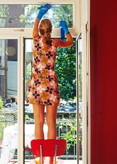 How to Fake Clean House in 45 minutes or less