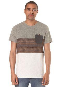 ANIMAL Jona - T-Shirt für Herren - Grün - Planet Sports